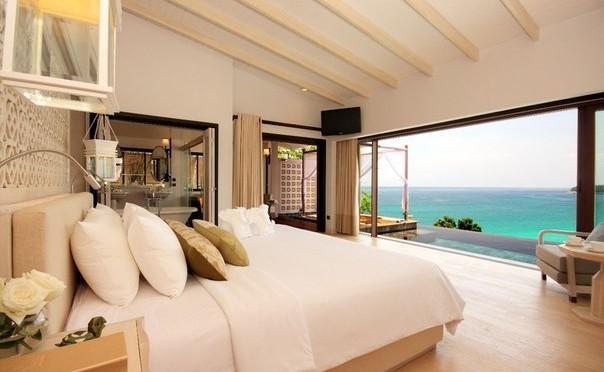 Выбери отель с видом на море