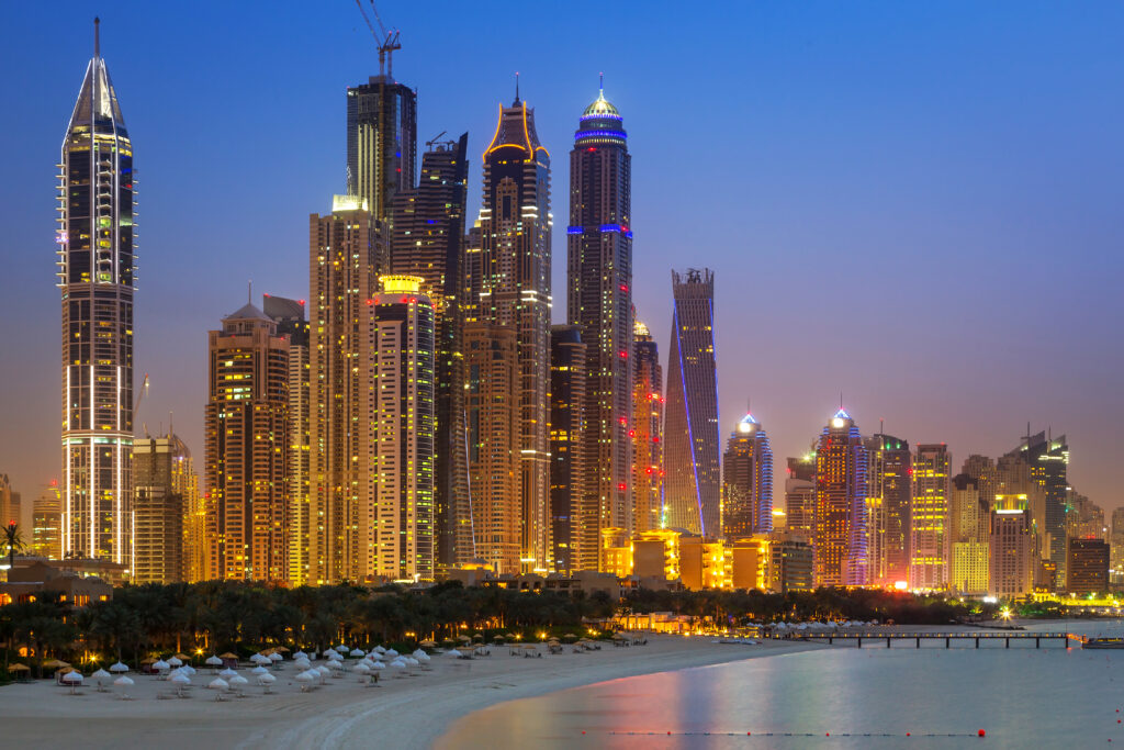Emirates UAE Dubai 466413 1024x683 Бюджетный Дубай